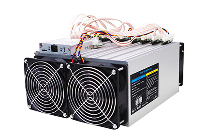 Blake2B CryptoCurrency Miner Innosilicon S11-4.3TH//S