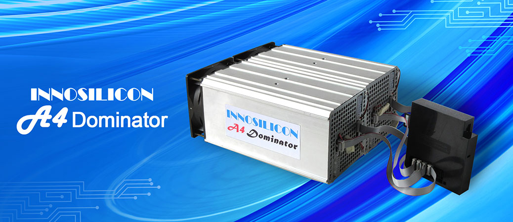 Innosilicon A4 Dominator, World 1st 14nm Litecoin Miner in Mass Production